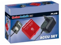 Fischertechnik Plus Accu set - 34969