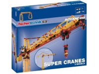 Fischertechnik Advanced Super Cranes - 41862