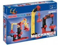 Fischertechnik Basic Mechanics - 57481