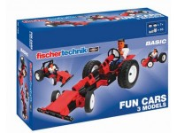 Fischertechnik Basic Fun Cars - 96777