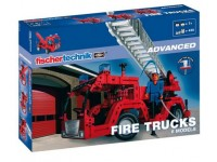 Fischertechnik Advanced Fire Trucks - 500879