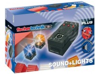Fischertechnik Plus Sound + lights - 500880