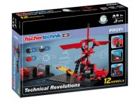 Fischertechnik Profi Technical revolutions - 508776