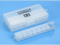 Tamiya TRF Parts storage box (3 x 8 compartments) - 42302