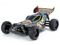 Tamiya Plasma Edge II Iridescent Purple/Green TT-02B 4WD - 47454