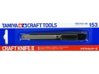 Tamiya Craft Tools Craft Knife II - 74153