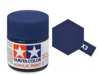 Tamiya X-3 Royal blue 23 ml - 81003