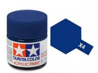 Tamiya X-4 Blue 23 ml - 81004