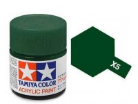 Tamiya X-5 Green gloss 23 ml - 81005