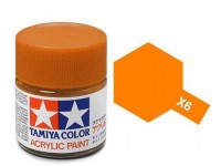 Tamiya X-6 Orange 23 ml - 81006
