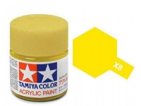 Tamiya X-8 Lemon yellow 23 ml - 81008