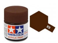 Tamiya X-9 Brown 23 ml - 81009