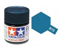 Tamiya X-13 Metallic blue 23 ml - 81013