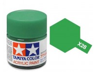 Tamiya X-28 Park green 23 ml - 81028