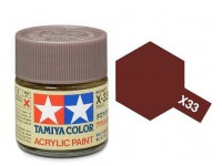 Tamiya X-34 Metallic brown gloss 23 ml - 81034