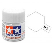 Tamiya XF-2 Flat white 23 ml - 81302