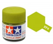 Tamiya XF-4 Flat yellow green 23 ml - 81304