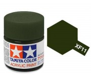 Tamiya XF-11 Flat Japan navy green 23 ml - 81311
