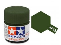 Tamiya XF-13 Flat Japan army green 23 ml - 81313