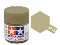 Tamiya XF-55 Flat deck tan 23 ml - 81355