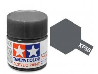 Tamiya XF-56 Flat metallic grey 23 ml - 81356