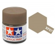 Tamiya XF-57 Flat buff 23 ml - 81357