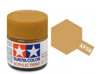 Tamiya XF-59 Flat dessert yellow 23 ml - 81359