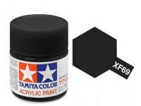 Tamiya XF-69 Flat NATO black 23 ml - 81369