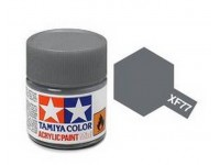 Tamiya XF-77 Mini flat IJN gray (sasebo arsenal) 10 ml - 81777