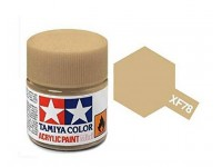 Tamiya XF-78 Mini flat wooden deck tan 10 ml - 81778