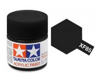 Tamiya XF-85 Mini rubber black 10 ml - 81785