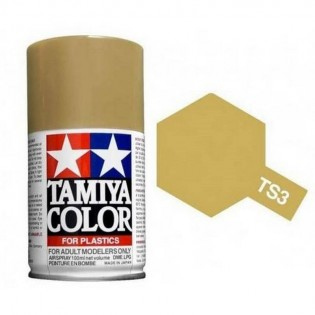 Tamiya TS-3 Dark yellow 100 ml - 85003