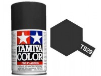 Tamiya TS-29 Semi gloss black 100 ml - 85029