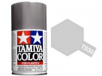 Tamiya TS-30 Silver leaf 100 ml - 85030