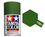 Tamiya TS-61 NATO green 100 ml - 85061