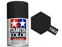 Tamiya TS-63 NATO black 100 ml - 85063