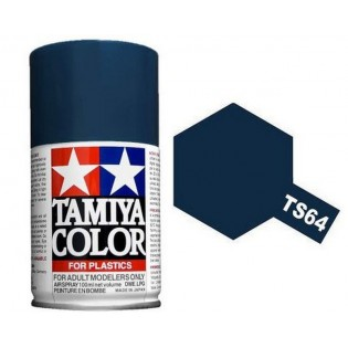 Tamiya TS-64 Dark mica blue 100 ml - 85064