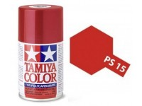 Tamiya PS-15 Metallic red 100 ml - 86015