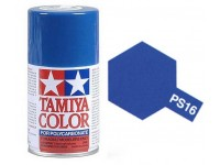Tamiya PS-16 Metallic blue 100 ml - 86016