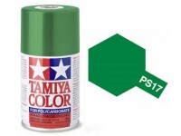 Tamiya PS-17 Metallic green 100 ml - 86017