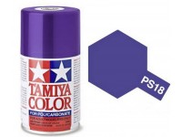 Tamiya PS-18 Metallic purple 100 ml - 86018