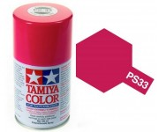 Tamiya PS-33 Cherry red 100 ml - 86033