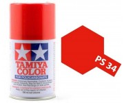 Tamiya PS-34 Bright red 100 ml - 86034