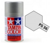 Tamiya PS-36 Translucent silver 100 ml - 86036