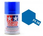 Tamiya PS-38 Translucent blue 100 ml - 86038