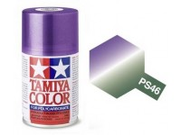 Tamiya PS-46 Iridescent Purple/green 100 ml - 86046
