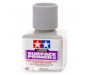 Tamiya Liquid surface primer grey 40 ml - 87075