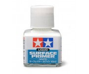 Tamiya Liquid surface primer white 40 ml - 87096