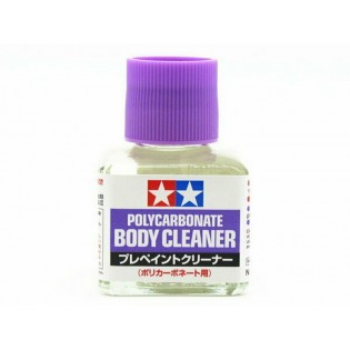 Tamiya Polycarbonate body cleaner 40 ml - 87118