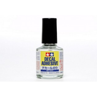 Tamiya Decal adhesive 10 ml - 87176